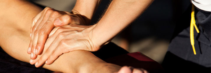 Natural Treatment for Strained or Pulled Muscles